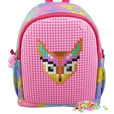 Amazon.com   Upixel Dream High Backpack - DIY Pixel Art - Kid's ... 21 Best Bpacks I Love Images On Pinterest Owl Bpack 19 Back To School With Texas Fashion Spot 37 For My Littles Cool Kids Clothes Punctuate Find Offers Online And Compare Prices At Storemeister Globetrotting Mommy Coolest For To Best First Toddler Preschoolers Little Kids Pottery Barn Mackenzie Aqua Mermaid Large Bpack Ebay 57917 New Pink And Gray Owls Print Racing Car Cath Kidston Kleine Kereltjes Gif Of The Day Shaggy Head Sleeping Bag Shop 3piece Quilt Set Get Free Delivery