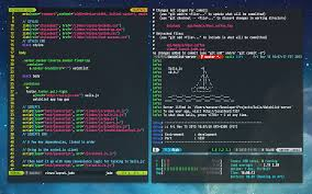 Tiling Window Manager Osx by Osx Day And Night Unixporn