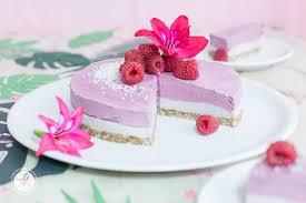 raspberry cashew cheesecake vegan glutenfrei