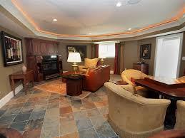 Slate Floors In Living Room