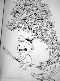 If Youre Looking For A More Character Based Coloring Book Youll Have Lots To Doodle At With Zifflins Invasion Featuring The Art