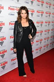 ALEXANDRA CHANDO at Pass the Light Premiere in Hollywood