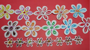 Paper Free Cutting Decoration
