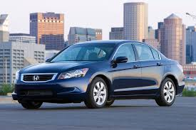 2008 Honda Accord Overview