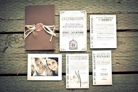 Beautiful Rustic Wedding Invitation Kits Or Invitations Sweet Idea Make Your Own