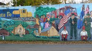 Denver Airport Murals Painted Over by Kc Smartport U2014 Southwest Corridor Northwest Passage
