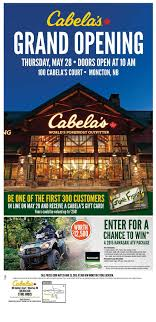 Cabela's (Moncton) Flyer May 28 To June 10 Canada Cabelas Black Friday 2017 Sale Store Hours Cyber Monday Flyer December 14 To 20 Canada Flyers 16 Best Diy Network Man Cave Images On Pinterest Winter Boot Montreal Mount Mercy University 11 Places Score Inexpensive Hiking Gear Cabelas Hashtag Twitter
