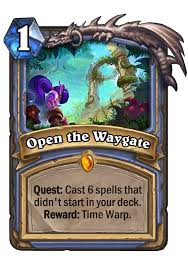 exodia quest mage deck list guide december 2017 hearthstone