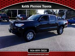 Toyota Tacoma Trucks For Sale In Jacksonville, FL 32202 - Autotrader
