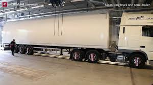 100 Length Of A Semi Truck Measuring Truck And Semitrailer With JOSM Itrack YouTube