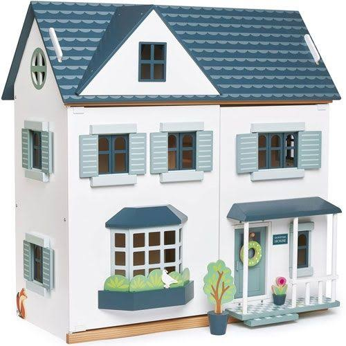 Tender Leaf Toys Dovetail House Dolls House Playset
