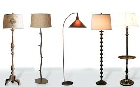 Stiffel Floor Lamps With Glass Table by Floor Lamps Brass Floor Lamp With Black Shade Floor Lamp With