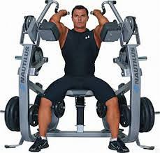 Pec Deck Flye Alternative by Cost No Object Machines And Free Weights The Best Of The Best