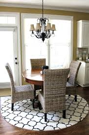 Dining Area Rugs Awstores Co For Round Room Rug Ideas 3