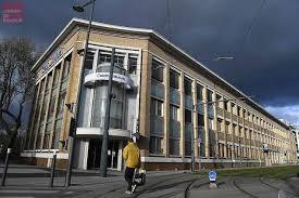 siege credit mutuel angers les grands projets du crédit mutuel dans l ancien siège de