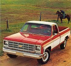 100 Chevy Gmc Trucks 19731987 GMC Added A New 19731987