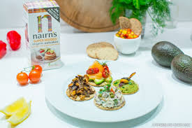 healthy canapes recipes healthy canape ideas fitness on toast
