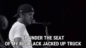 That's My Kind Of Night (Tour Performance Video) Lyrics Luke Bryan ...