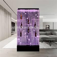 moderne digitale blasen wand des aquarien designs led die als vitrinen regale verwendet wird buy schuhe display wand regal moderne display