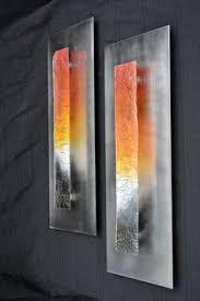 Transpire Wall Panels Sarinda Jones Art Glass