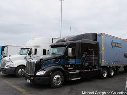 100 Werner Trucking Pay Enterprises Black Peterbilt 579 Truck 65919 Flickr