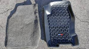 incredible rugged ridge 1298804 rugged ridge all terrain floor