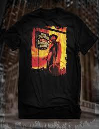 New Black High Plains Drifter T Shirt Clint Eastwood Western Tee Spaghetti  Leone T Shirt Design Online Vintage Tees From Yubin6, $14.66| DHgate.Com