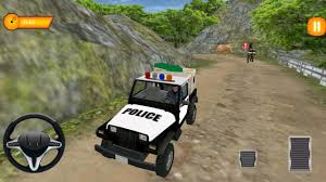 Offroad Police Monster Truck - Action Car Games - Videos Games For ...