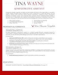 Executive Assistant Resume Samples Marvelous Functional Resumes Sample Templates