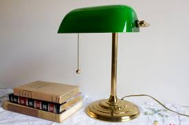 Antique Bankers Lamp Green by Vintage Bankers Lamp Vintage Bankers Lamp Antiqueness In Style