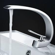 waschtisch armatur wasserhahn gebogen einhebelmischer bad