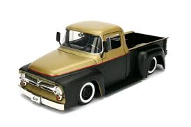 100 Ford Toy Trucks Just 124 Scale Die Cast Vehicles 1956 F100 Pick Up