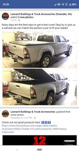 100 Leonard Truck Bed Covers Tonneau Cover Tacoma World