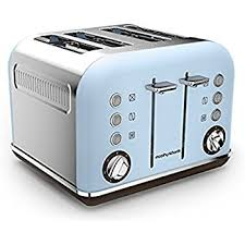 Morphy Richards Accents Special Edition 4 Slice Toaster Blue
