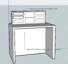 Fly Tying Table Woodworking Plans by Fly Tying Desk Woodworking Talk Woodworkers Forum