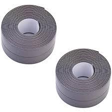 donnagelia pvc wand dichtungsband klebeband fugenband wasserdicht anti schimmel für badezimmer dusche küche fenster und türen 320x3 8cm