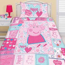 Peppa Pig Summer Panel Quilt Cover Set SetsPanel QuiltsPeppa PigPigsQuiltingTargetAustraliaBed