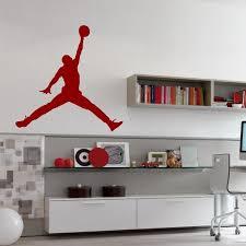 chambre basketball stickers stickers chambre enfant basketball stick