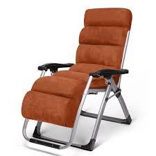 2017 New Outdoor Indoor Adjustable Nap Recliner Chair fice