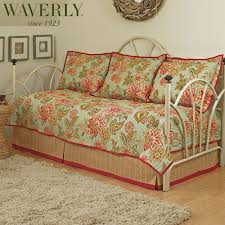 Walmart Daybed Bedding by Charismatic Ii Reversible Daybed Bedding Set By Waverly