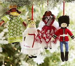 Pottery Barn Christmas Ornaments