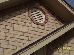 Decorative Gable Vents Products by Octagon Gable Vent Batt Ribbon Pictures Anyone Masonry
