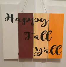 Fall Home Decor Signs Sign Ations Quote Thankful Metal Rustic