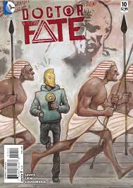 Doctor Fate Vol 2 Prisoners Of The Past Paul Levitz