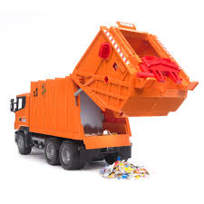 Bruder Toys Construction Car Scania R Series Garbage Truck With 4 ... Bruder Toys Garbage Truck At Work Youtube Buy Bruder Man Tgs Side Loading Garbage Truck Online Toys Australia Man Rear Orange Shop For In Rearloading Greenyellow 03764 02812 Mack Granite A Video Tga Green 02753 Amazoncom Recycling By Games The Rocking Horse Kingston German Made New 2017 Buy Scania Truck Orange Full Of Store In India Mack Jadrem