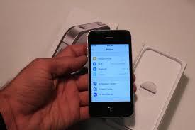 Cheap Apple iPhone 4S 16GB AT&T & Strait Talk Black Used