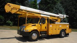 International 4300 Boom Truck Cars For Sale