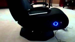 X Rocker Pro Series Gaming Chair Canada by X Rocker Gaming Chair Youtube