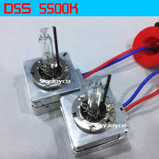 2x 35w 12v d5s hid xenon bulb 5500k hid globe bulb replacement for