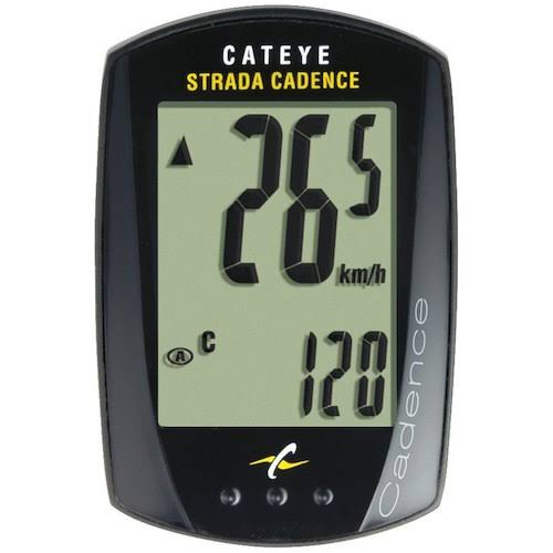 Cat Eye Strada Cadence Bicycle Computer